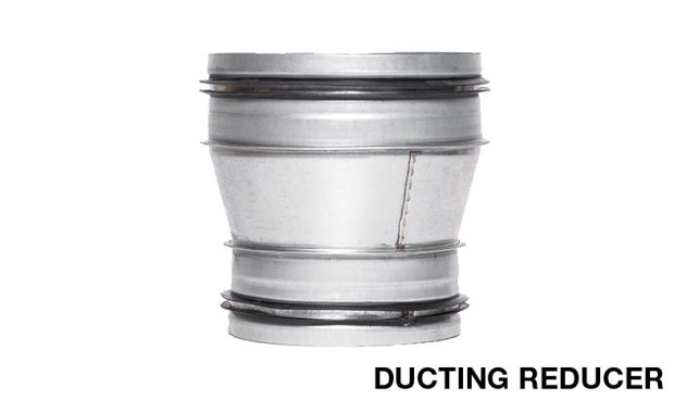 Sirius Enlarger Or Reducer For Range Hood Ducting