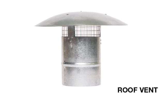 Sirius Roof Vent For Range Hood Ducting