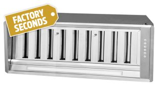 Sirius SL906 112cm Under Mount Kitchen Range Hood (Factory Seconds)