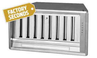 Sirius SL906 52cm Under Mount Kitchen Range Hood (Factory Seconds)