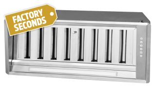 Sirius SL906 85cm Under Mount Kitchen Range Hood (Factory Seconds)