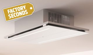 SLT960EM - Sirius 110cm Ceiling Cassette (Factory Seconds)